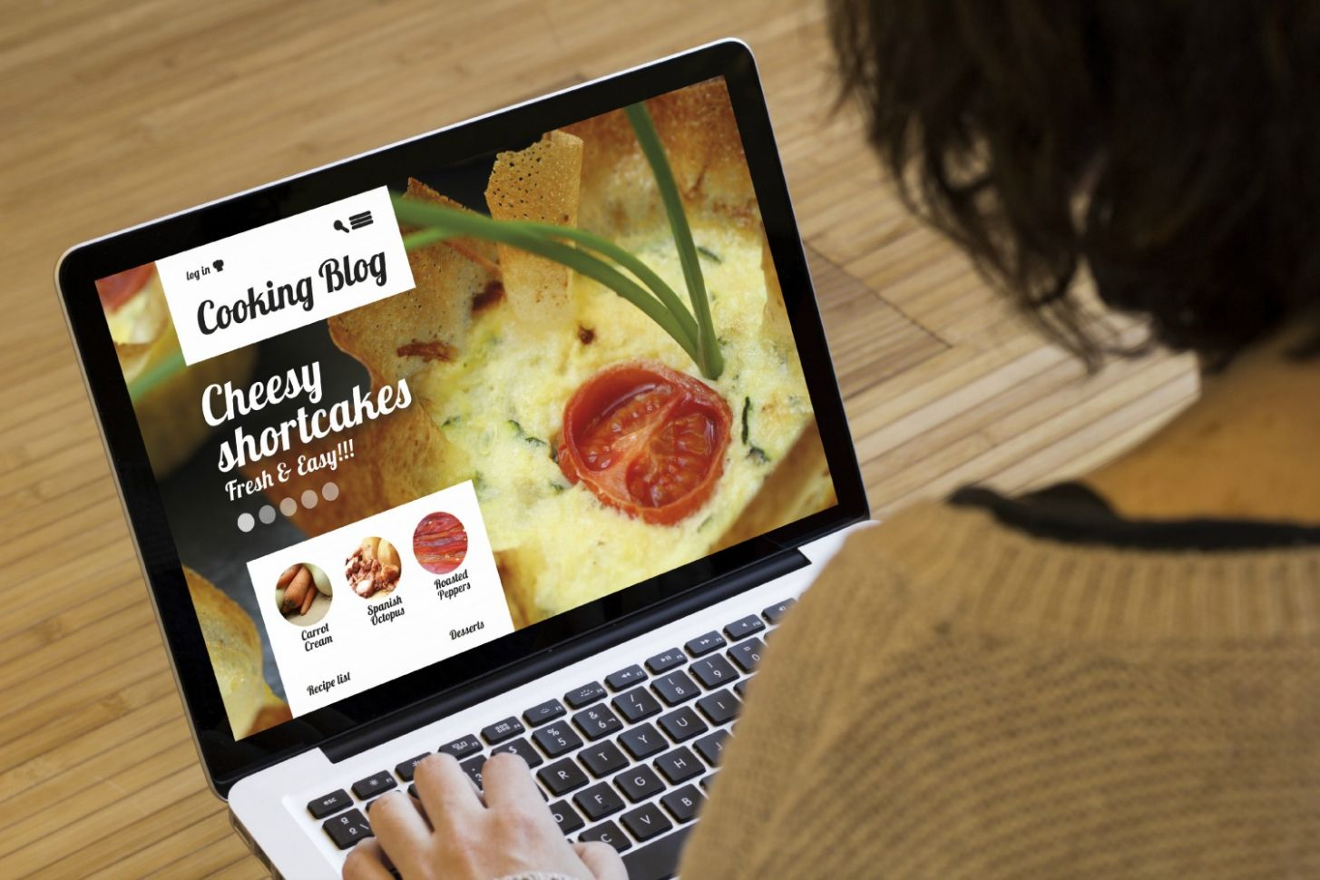 Top ten WordPress themes for Cooking / food blog - Web Hosting ..