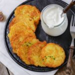 Traditional Hanukkah Potato Latkes – Recipes Potato Pancakes