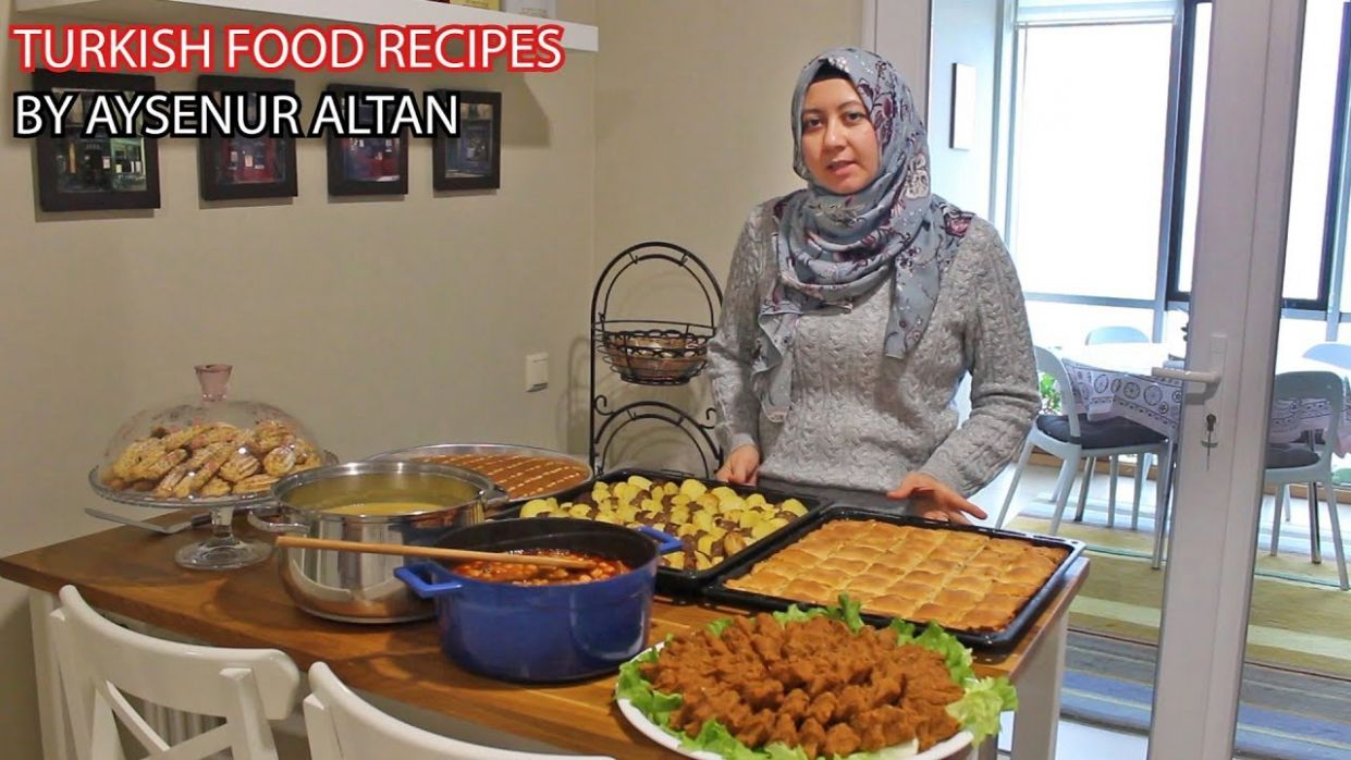 Traditional Turkish Dinner Menu | 11 Recipes And Planning Guide - Turkish Food Recipes Youtube