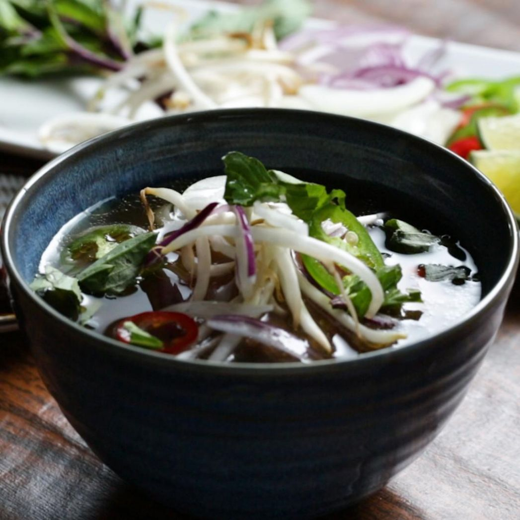Traditional Vietnamese Beef Pho Recipe by Tasty - Recipes Beef Pho