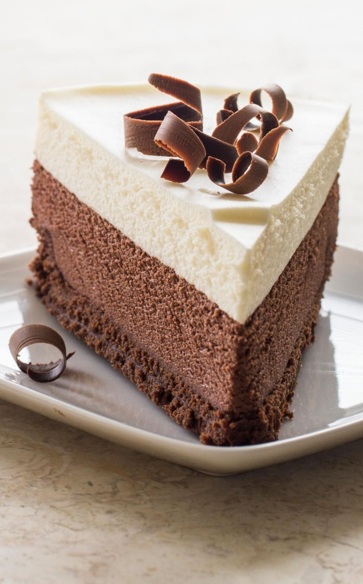 Triple Chocolate Mousse: For our Triple Chocolate Mousse recipe ..