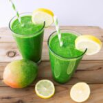 Tropical Green Juice Made In A Blender! – Vitamix Recipes Vegetable Juice