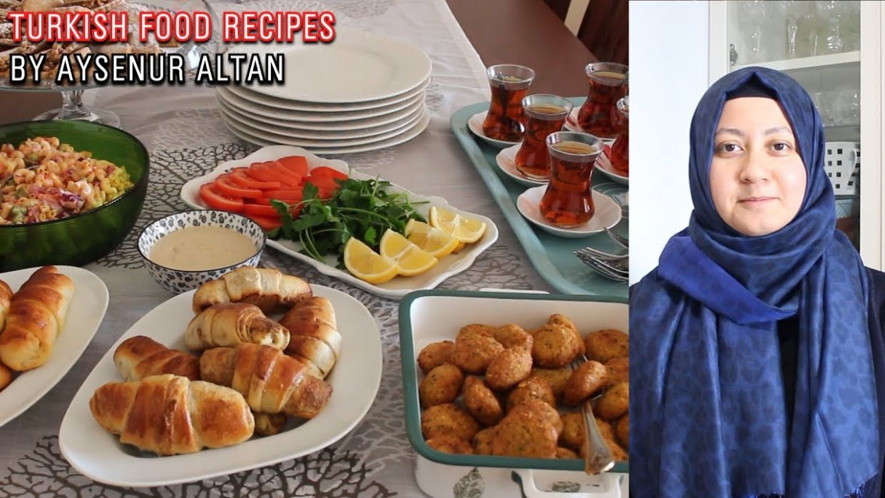 Turkish Tea Menu For My Family ✅ 11 Recipes For Lunch And Timely Preparations - Turkish Food Recipes Youtube