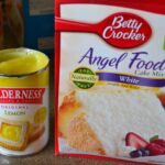 Two Ingredient Lemon Angel Cake – Recipes Cake Mix And Pie Filling