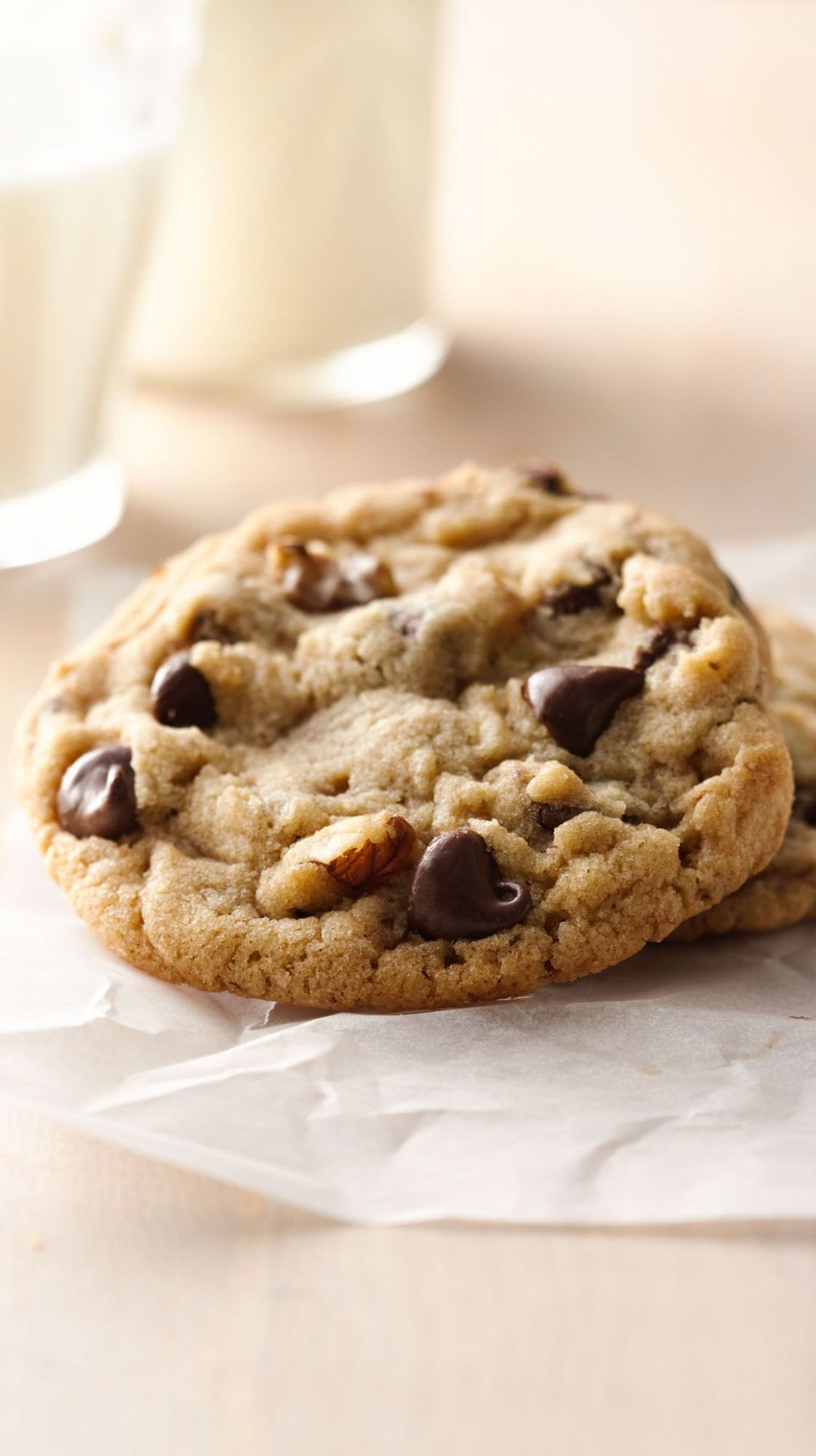 Ultimate Chocolate Chip Cookies - Dessert Recipes On Pinterest