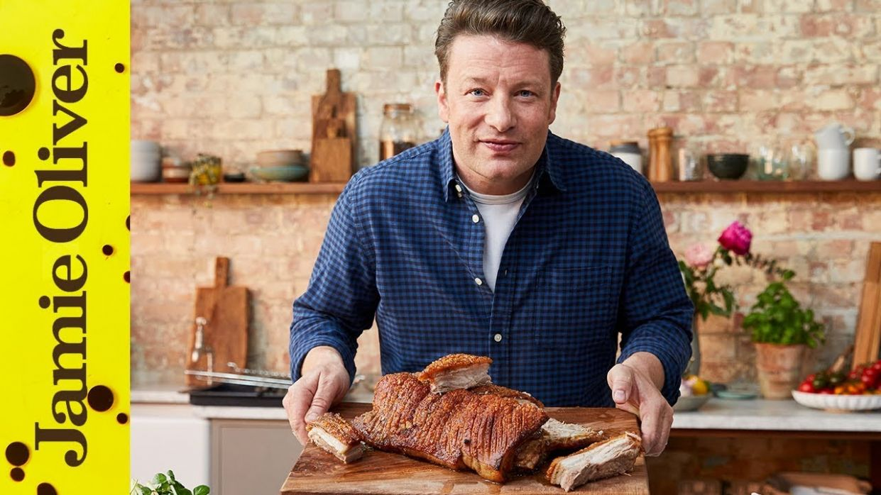 ULTIMATE PORK BELLY | Jamie Oliver - Pork Recipes Jamie