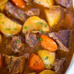 Ultimate Slow Cooker Beef Stew – Summer Recipes With Stew Meat