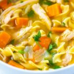 Ultra Satisfying Homemade Chicken Noodle Soup Recipe – Soup Recipes Youtube Video