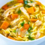 Ultra Satisfying Homemade Chicken Noodle Soup – Soup Recipes Using Chicken
