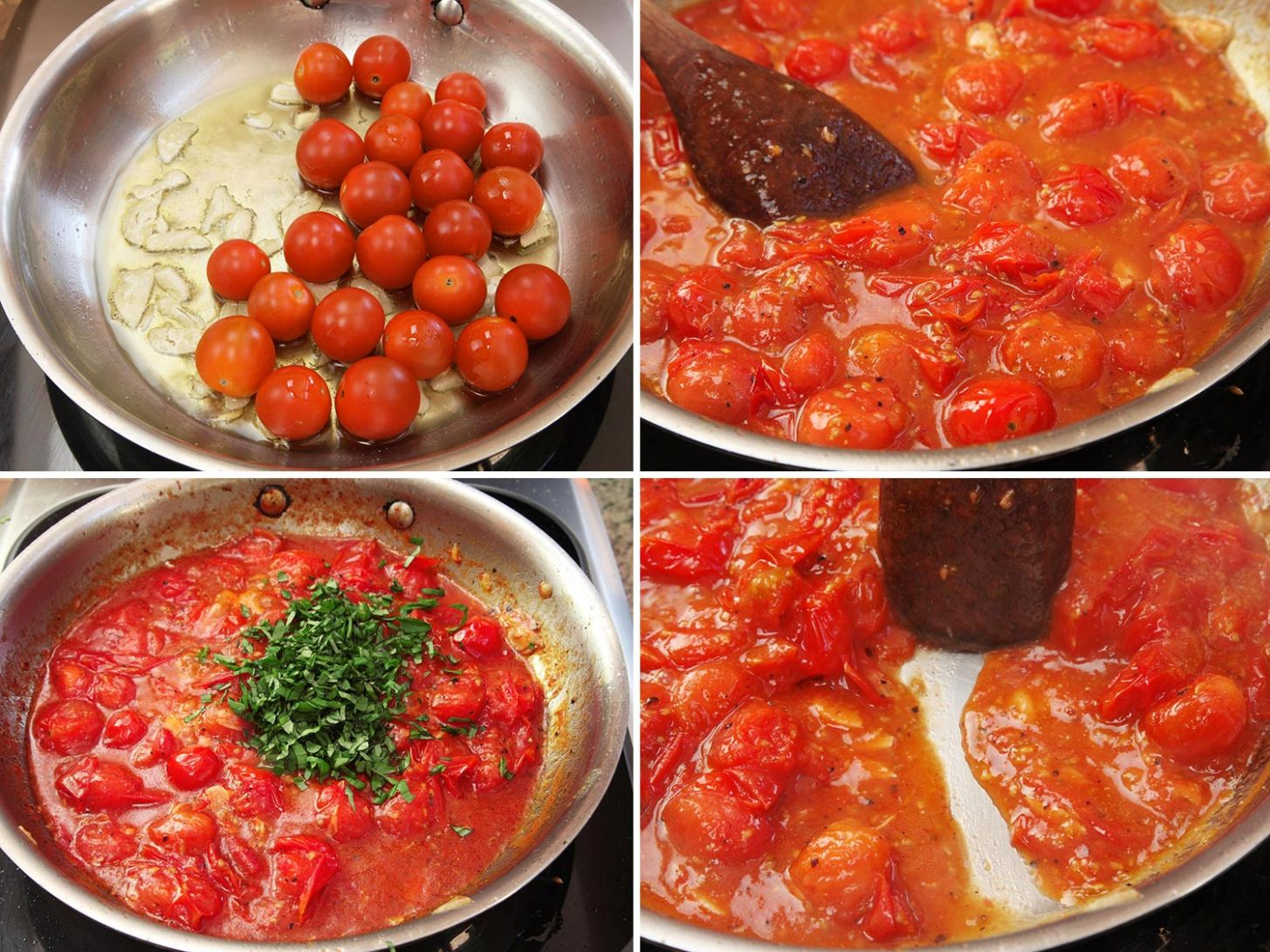 Use Cherry Tomatoes for the Fastest Fresh Pasta Sauce Ever ..