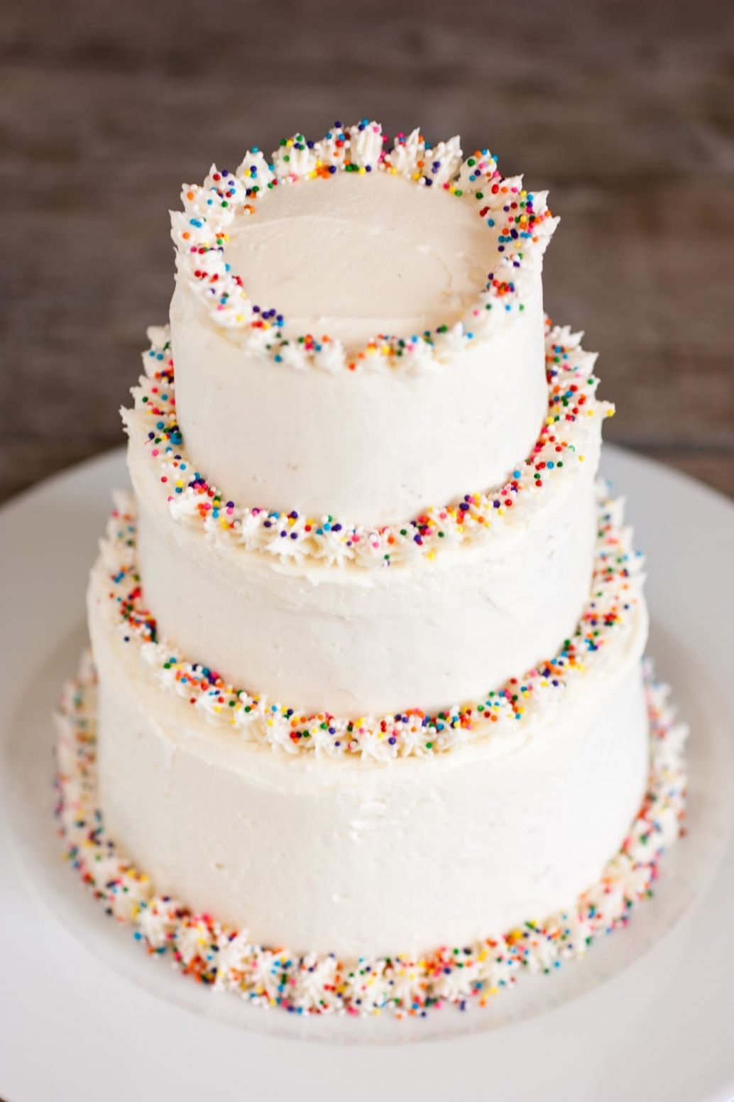 Vanilla Buttercream Frosting - Recipes Cake Icing