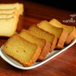 Vanilla Cake Recipe | Butter Cake Recipe | Eggless Vanilla Cake Or Plain  Cake – Cake Recipes Eggless