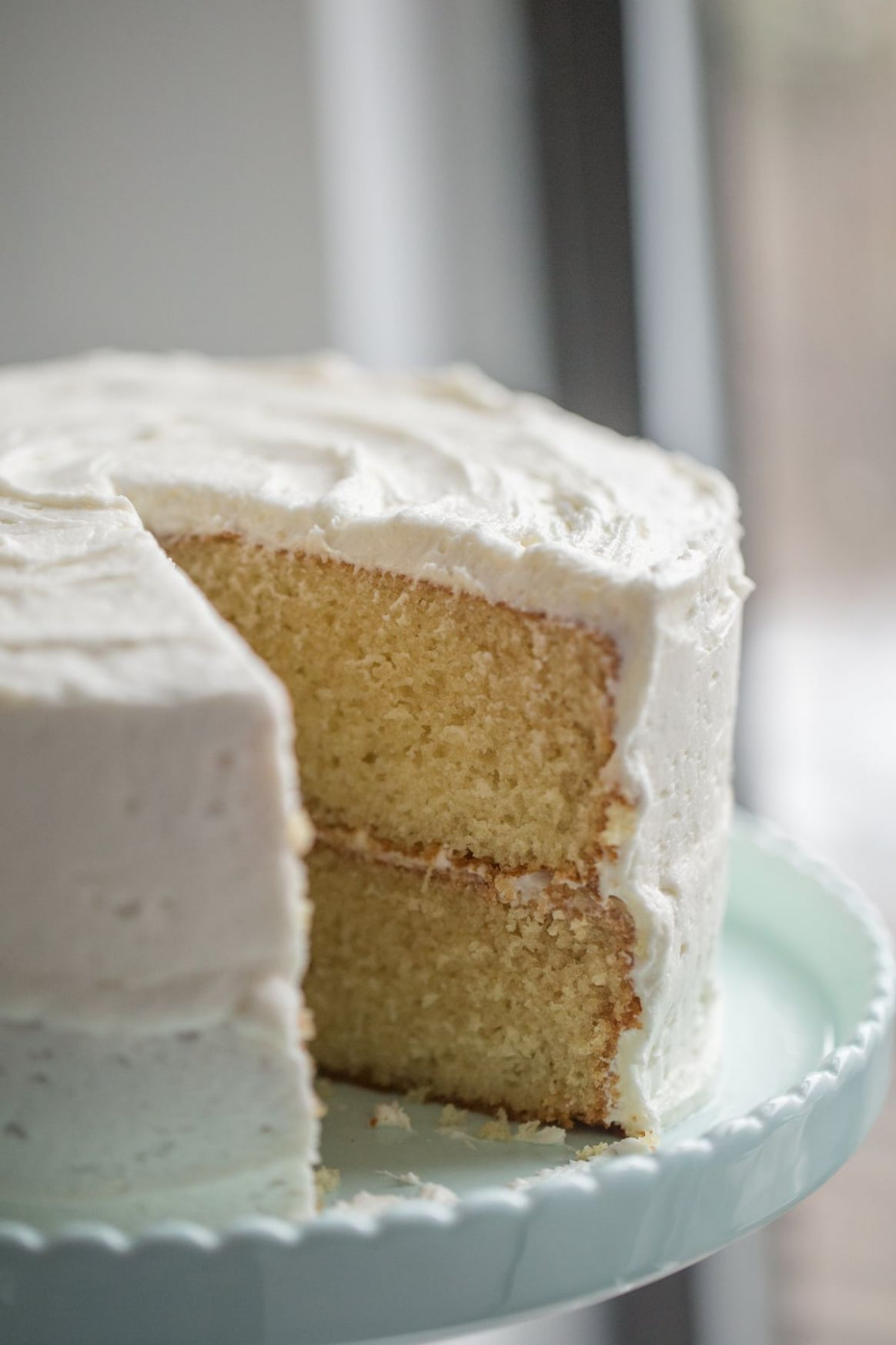 Vanilla Cake Recipe - Simple Recipes Cake