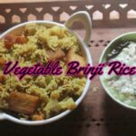 Veg Brinji Rice Recipe – Variety Rice Recipes Yummy Tummy