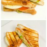 Veg #Grill #Sandwich – Double Decker – Quick And #Easy Indian ..