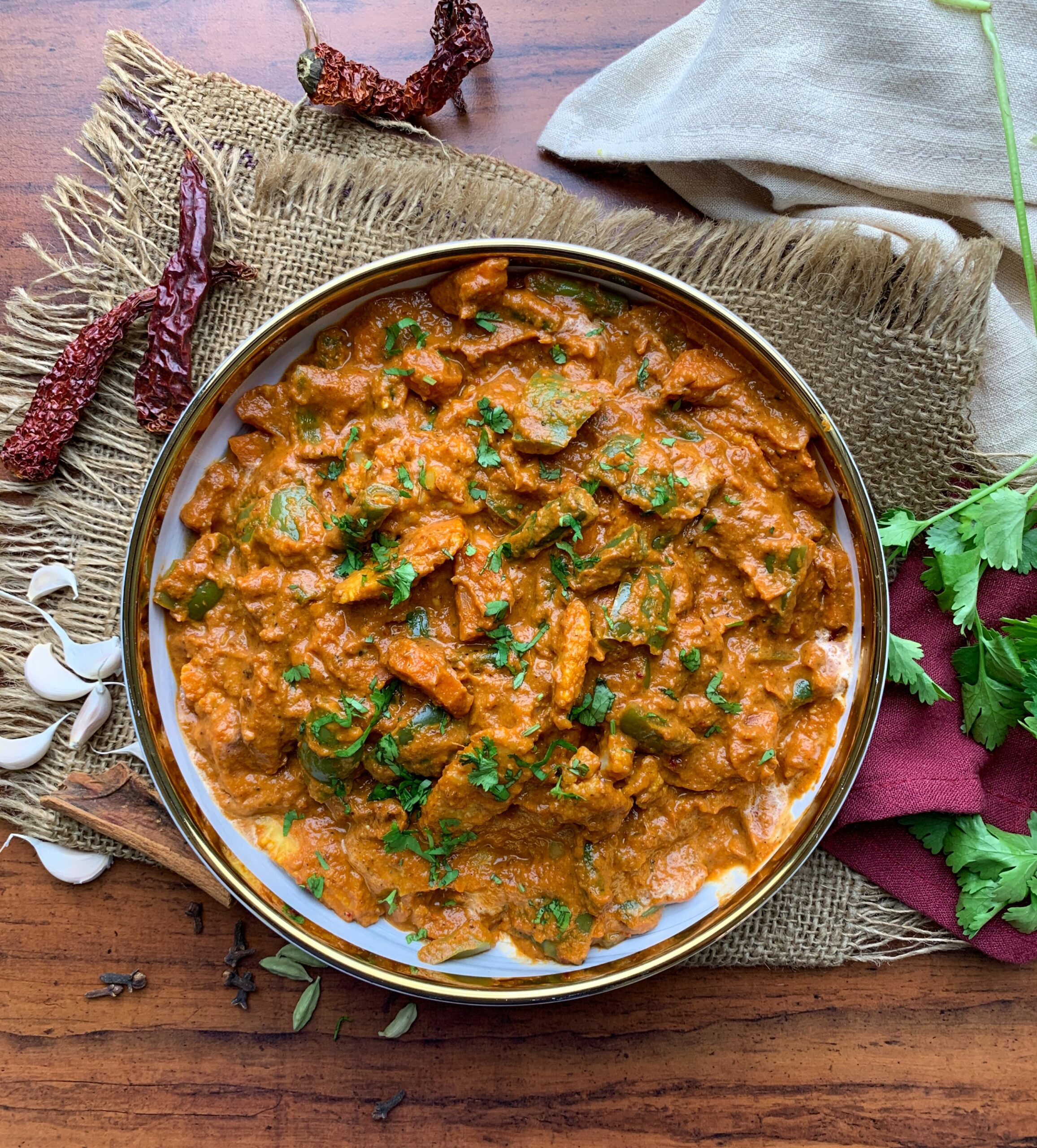 Veg Makhanwala Recipe - North Indian Mixed Vegetables Gravy - Vegetable Recipes With Fresh Cream