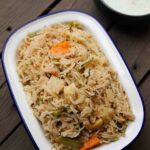 Veg Pulao Recipe | Vegetable Pulao | How To Make Veg Pulav In Cooker – Recipes Rice For Pulao