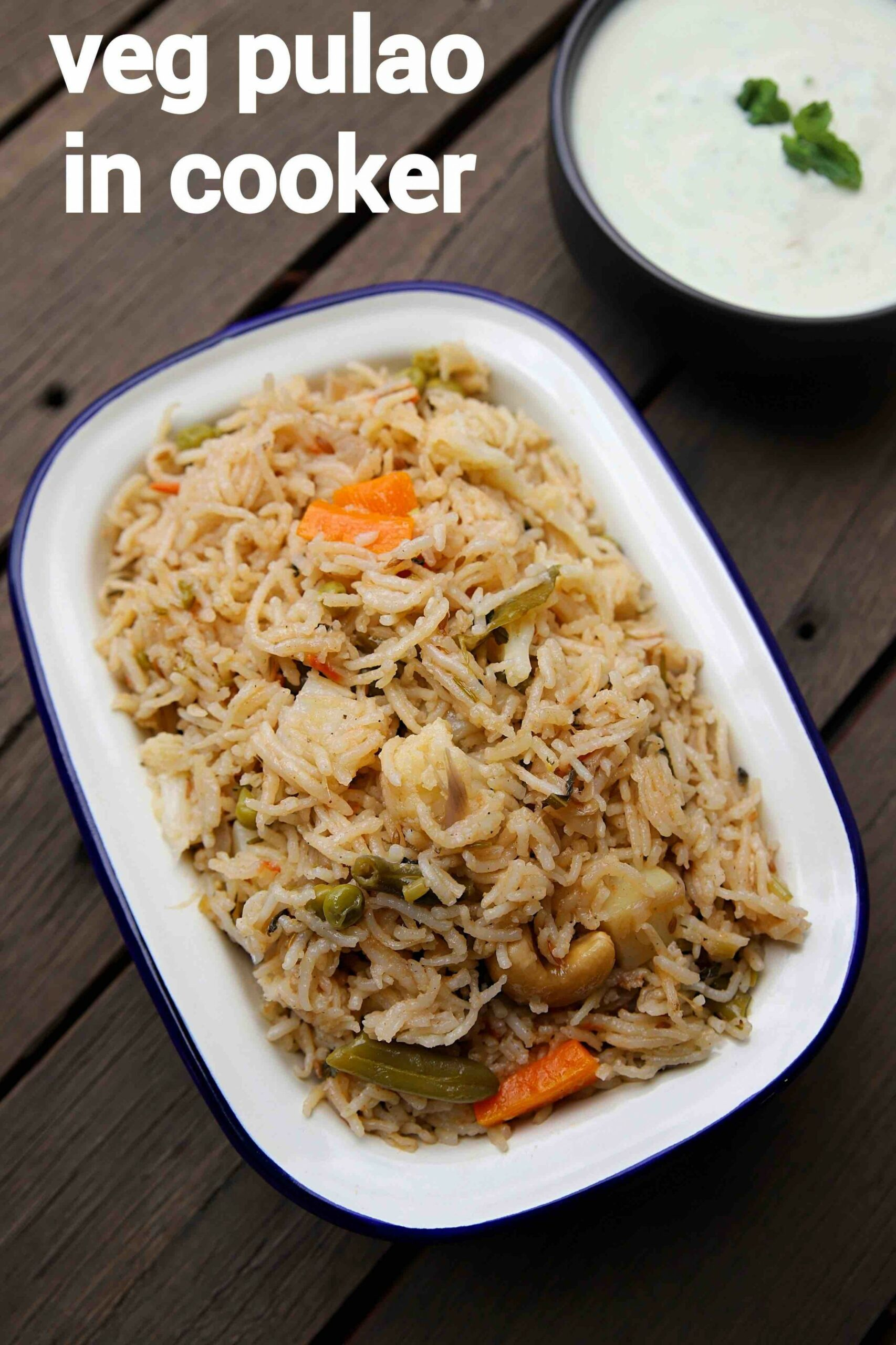 veg pulao recipe | vegetable pulao | how to make veg pulav in cooker - Recipes Rice For Pulao