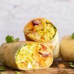 Vegan Breakfast Burrito Recipe