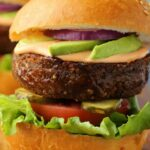 Vegan Burger – Recipes Vegetarian Patties