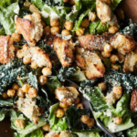 Vegan Caesar Salad With Crisp Chickpeas | Recipe In 11 | Vegan ..
