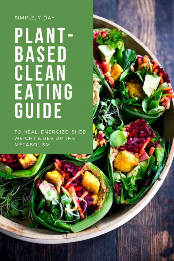 VEGAN Clean-Eating Guide!| Feasting at Home - Recipes Weight Loss Plan