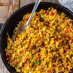 Vegan Dirty Rice – Rice Recipes Veg