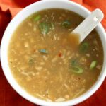 Vegan Egg Drop Soup Recipe - Vegan Richa