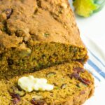 Vegan Healthy Zucchini Bread – Healthy Recipes Zucchini Bread