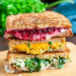 VEGAN JALAPEÑO POPPER GRILLED CHEESE – Sandwich Recipes Amazing