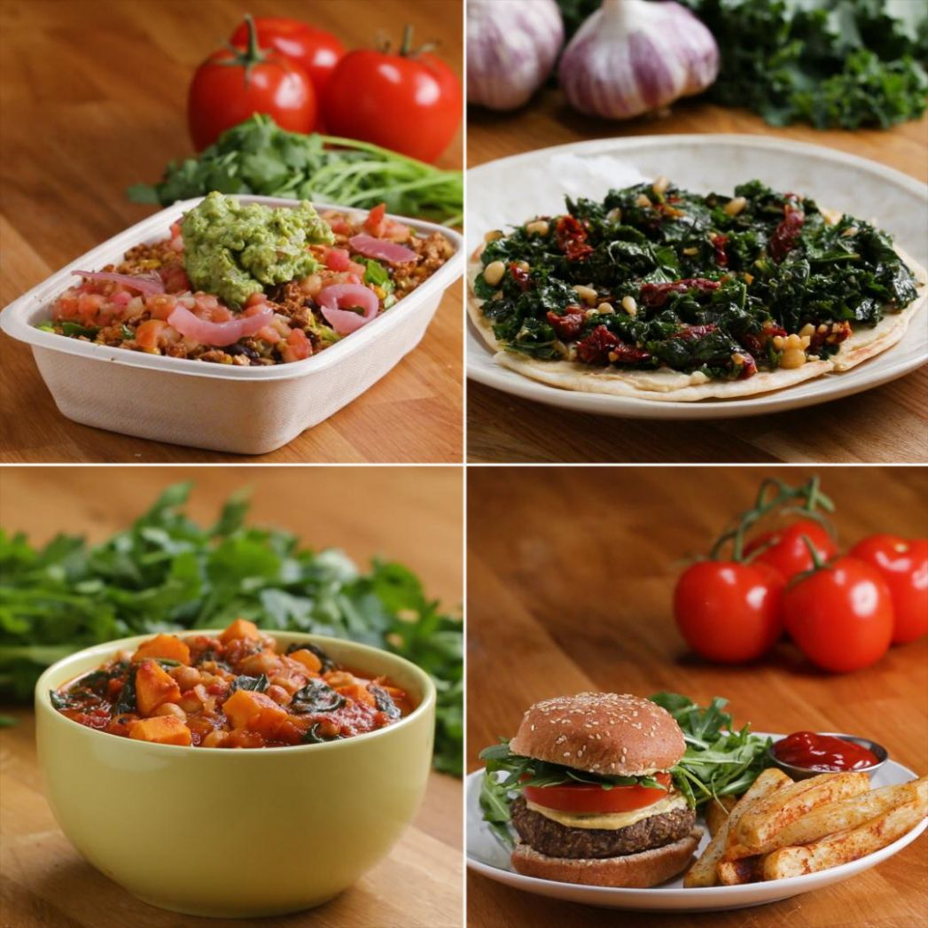 Vegan Meals High In Iron | Recipes - Food Recipes High In Iron