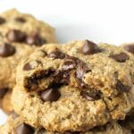 Vegan Oatmeal Chocolate Chip Cookies (Gluten Free) – Recipe Chocolate Oatmeal Cookies