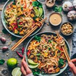 Vegan Pad Thai – Vegetable Recipes Easy Healthy