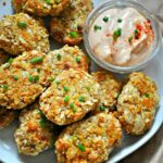 Vegan Potato Chip Crusted Chicken Nuggets With Fry Sauce – Recipes Using Potato Chip Crumbs