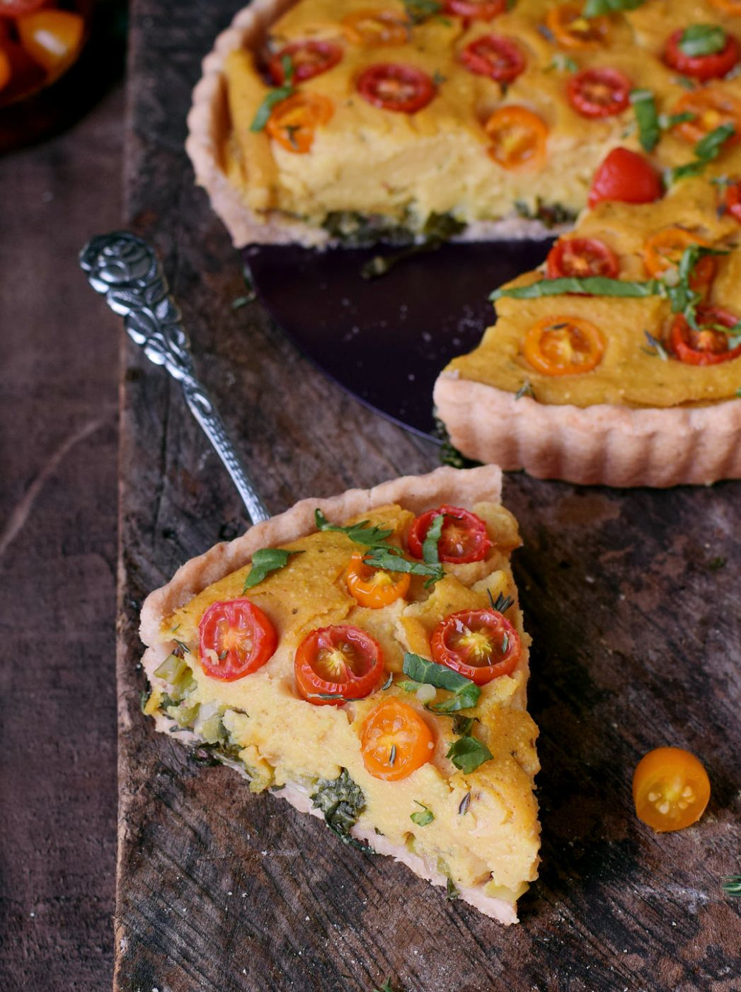 Vegan Quiche - Recipes Egg Quiche