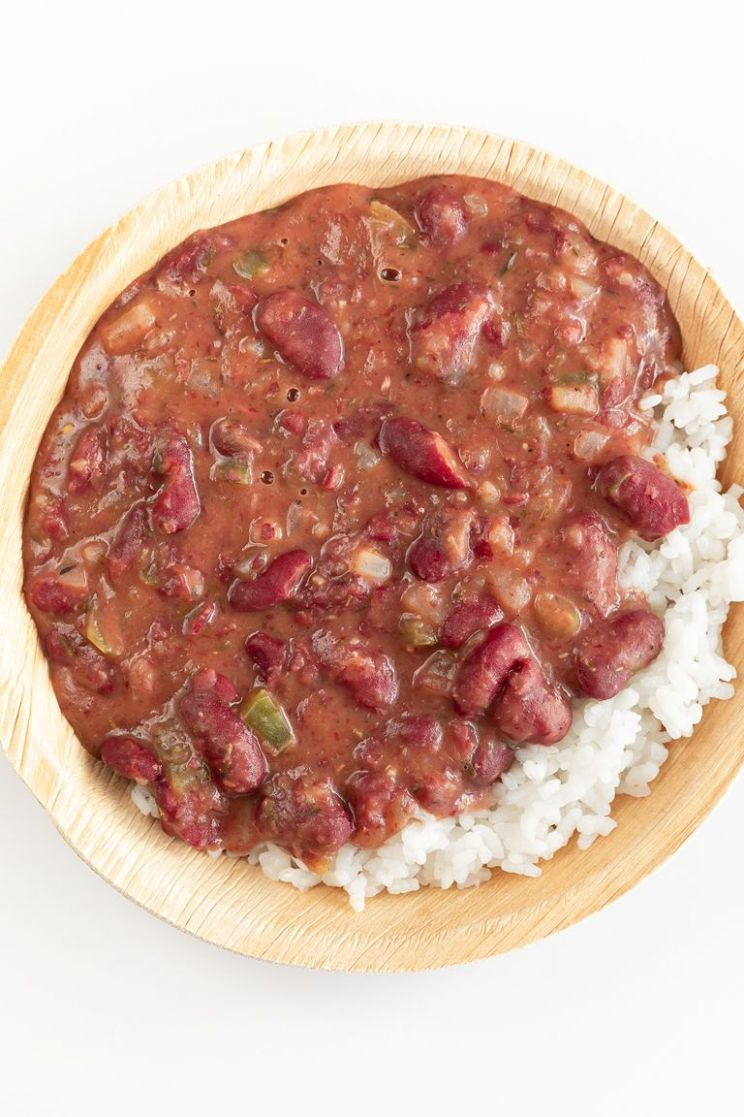 Vegan Red Beans and Rice - Recipe Vegetarian Red Beans And Rice