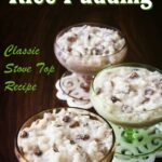 Vegan Stovetop Rice Pudding – Rice Recipes Dairy Free