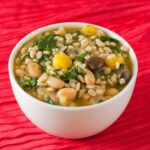 Vegetable Barley Soup With White Beans – Recipes Vegetable Barley Soup