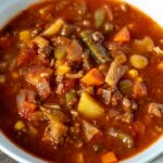 Vegetable Beef Soup – Recipes For Vegetable Beef Soup