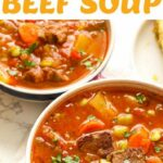 Vegetable Beef Soup – Recipes Veg Beef Soup