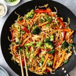 Vegetable Chow Mein – Cupful Of Kale – Recipes Vegetable Lo Mein