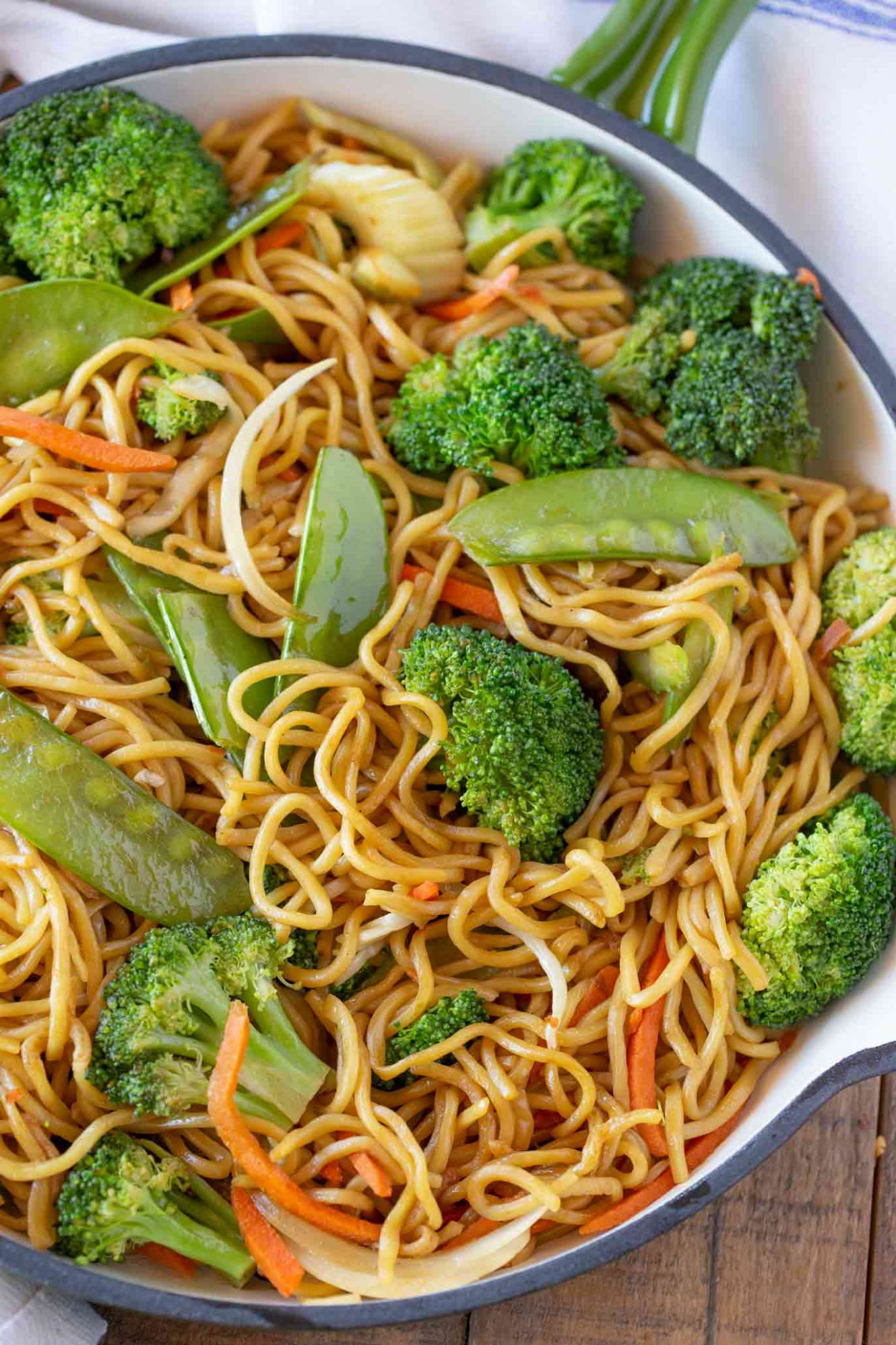 Vegetable Chow Mein - Recipes Vegetable Lo Mein
