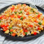 Vegetable Egg Fried Rice – Recipes Rice And Vegetables