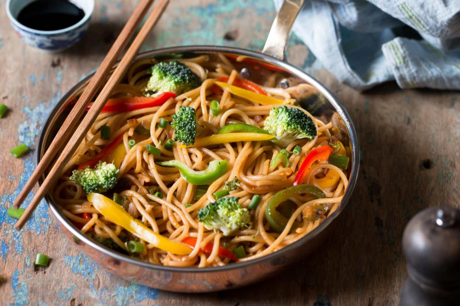 Vegetable Lo Mein Recipe - Recipes Vegetable Lo Mein