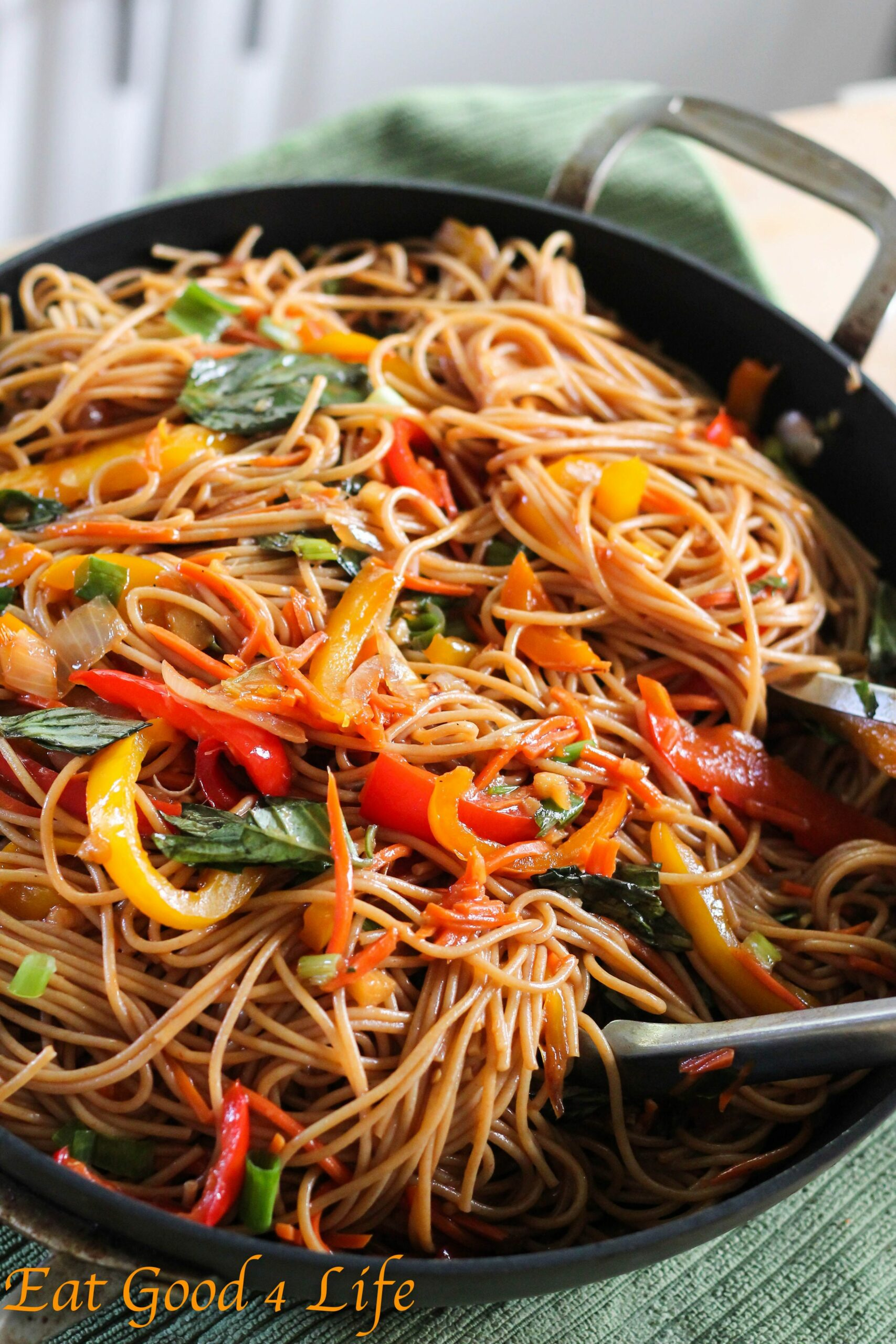 Vegetable Lo Mein - Recipes Vegetable Lo Mein