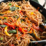Vegetable Lo Mein – Recipes Vegetable Lo Mein