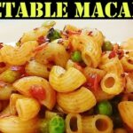 Vegetable Masala Macaroni – Recipe Indian Style | Jain Food Recipe | Recipe  In Hindi – Pasta Recipes Jain