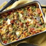 Vegetable Pasta Bake – Vegetable Recipes Uk