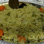 Vegetable Pulao Recipe in Kannada | ವೆಜಿಟೆಬಲ್ ಪುಲಾವ್ | palav in Kannada |  Rekha Aduge