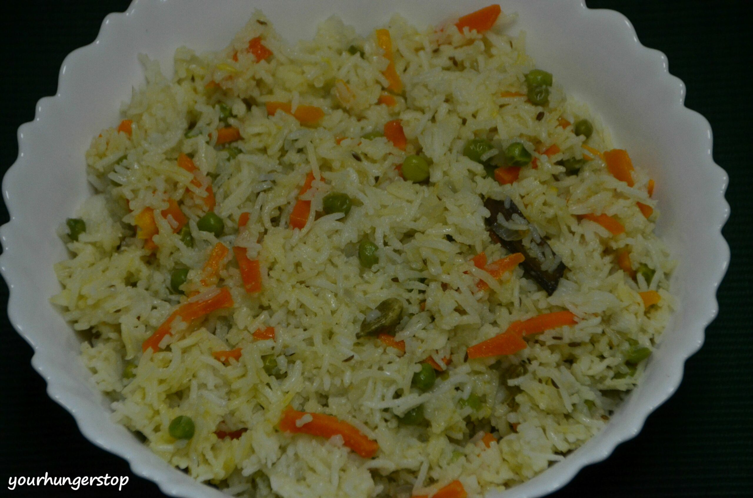 Vegetable Pulao - Recipes Rice For Pulao